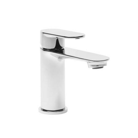 Mixer tap with flat top